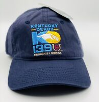 2013 Kentucky Derby 139 Churchill Downs Embroidered Strapback Hat by The Game