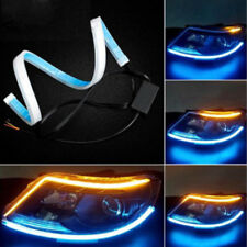 Ultra Thin Car Soft Tube LED Strip Light Running Light Turn Signal Lamp Durable