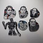 Tyler Stout Terminator Variant Sticker Set One Missing