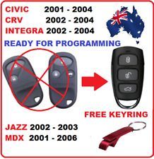 Honda Remote Control Fob Civic CRV Intergra Jazz MDX 2001 2002 2003 2004 2005