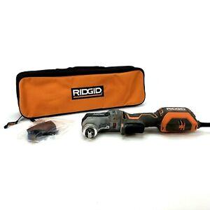 RIDGID R2851VN 4 Amp Corded JobMax Multi-Tool with Tool-Free Head