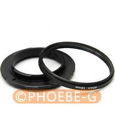 62mm 58mm Macro Reverse Adapter Ring for Pentax K Mount
