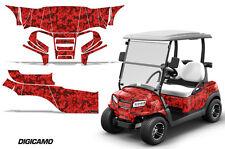 Golf Cart Graphics Kit Decal Sticker Wrap For Club Car Onward 2 Passenger DIGI R