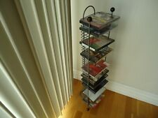 "Rack Shelf 37 "" Stand DVD   Storage   Organizer Multimedia Holder Space Saving"