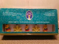 Disney Store WINNIE the POOH Holiday String Light Set Indoor NEW IN BOX
