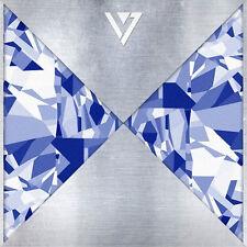 SEVENTEEN 17 CARAT 1st Mini Album Brand New Factory Sealed [CD + 13 Photo Card]