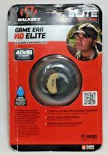 Walker's Elite Series Game Ear HD Elite Unit 40dB WGE-XGE1B