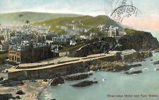 Ilfracombe,U.K.Hotel & Tors Walks,Devon,Used,1914