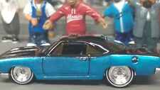 Hot wheels 68 Hemi Cuda custom