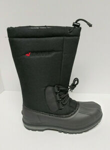 Baffin Klondike Snow Boots, Black, Men's 8 M