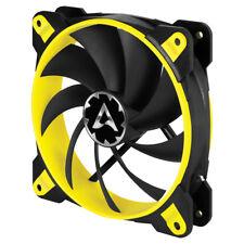 ARCTIC BioniX F120 Yellow Gaming PC Gehäuselüfter mit PWM PST / 1800 U/min