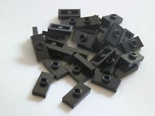 Lego 3794# 30x plaque 1x2 avec Noyau Noir 7962 4482 7898
