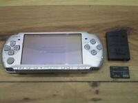 Sony PSP 3000 Console Gundam vs.Gundam w/battery pack 4GB Memory pack Japan o720