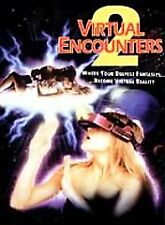 Virtual Encounters 2 DVD NEW Unrated SCI-FI NIKKI FRITZ CHRISSY STYLER