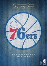 NBA - Dynasty Series - Philadelphia 76ers (DVD, Box Set, 2014, 6-Disc Set)