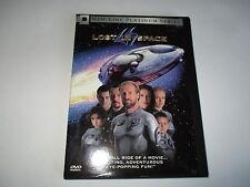 Lost In Space DVD 1998 New Line Platinum Series Promotional 130 Minutes