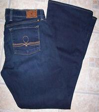 Lucky Brand jeans Sofia Boot 8/29 dark blue denim 8 29 stretch bootcut flare