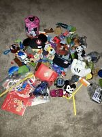 Huge Lot Of Disney Toys Pixar Other Mickey Happy Meal Lion King Pets Fast Ship
