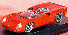 Lola T 70 Spider prova 1965 Be9175 1 43 Modellino auto Diecast