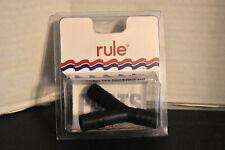 "RULE Y FITTING -3/4"" HOSE MARINE MODEL 212 NEW"