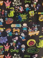 Nickelodeon characters F/Q