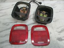 1998-2006 TJ Jeep Wrangler factory OEM TAIL LIGHTS BRAKE LIGHT Taillight 1139