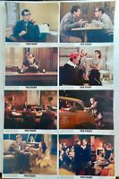 "ORIGINAL 1976 LOBBY CARD SET 10"" x 8"" - THE FRONT - WOODY ALLEN - ZERO MOSTEL"