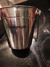 Half Bottle Champagne Buckets / Ice Buckets With Tongs Ideal Secret Santa
