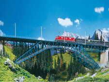 Faller h0 120535 Bietschtal-Ponte Nuovo/Scatola Originale