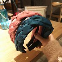Women's Girl Elastic Hairband Knot Headband Hair Hoop Accessories Gift