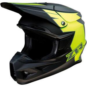 Z1R F.I. MIPS Offroad Helmet (Hysteria - Hi-Vis Yellow / Gray) M