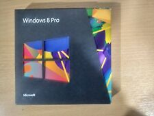 Microsoft Windows 8 Pro (Professional) 3UR-00006, UK DVD Retail Box