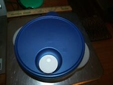 New listing Tupperware 2649F Blue Rock n Serve Vented bowl insert