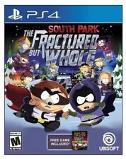 South Park: The Fractured but Whole (Sony PlayStation 4, 2016)