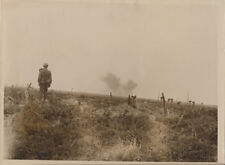 REPRINT OF ORIGINAL WWI PHOTO OF SOLDIERS NEAR LANGEMARK
