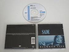 SADE/DIAMOND LIFE(EPIC 481178 2) CD ALBUM