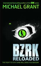 BZRK: RELOADED,Michael Grant- 9781405263122