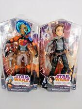 Star Wars Forces of Destiny Sabine Wren & Jyn Erso Action Figure Dolls
