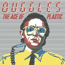 MINI LP CD VYNIL RÉPLICA OBI NEUF + BUGGLES / AGE OF PLASTIC