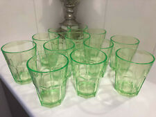 FROM MYER 12 PICNIC KITCHEN TUMBLER DRINKING HARD PLASTIC GLASSES  rrp $58.80