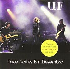 UHF - DUAS NOITES DE DEZEMBRO LIVE NEW CD