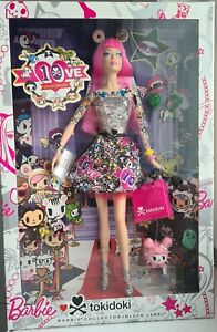 Tokidoki Barbie Mattel 2015 CMV57, neu / originalverpackt nrfb, Sammler puppe