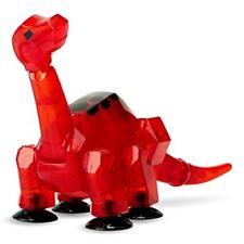 Stikbot Dino Stik Brontosaurus Red Figure New
