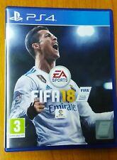 FIFA 18 PS4 - FISICO