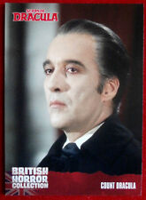BRITISH HORROR COLLECTION - Scars of Dracula - COUNT DRACULA - Card #10