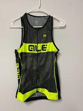 Alé Cycling Record Triathlon Top - Yellow/Black - Men's S-XXL