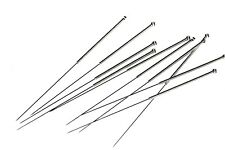 10pcs/set Stainless Steel Nozzle Cleaning Needle 0.2mm for 3D Printer