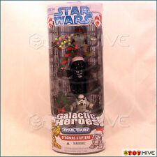 Star Wars Galactic Heroes stocking stuffer Darth Vader Boba Fett Stormtrooper