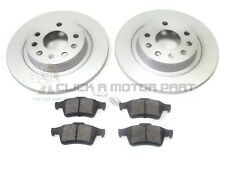 Vectra 02-09, Vauxhall Signum 03-08 Front Brake Discs And Pads 285mm Discs