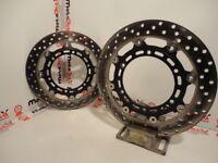 Dischi Freno Anteriori Brake Rotor Front Bremsscheiben Yamaha YZF  R1 98 01